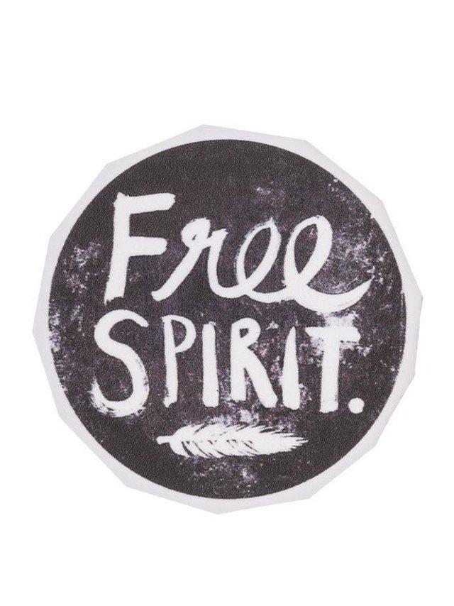 Arcade Attire Free Spirit Pin