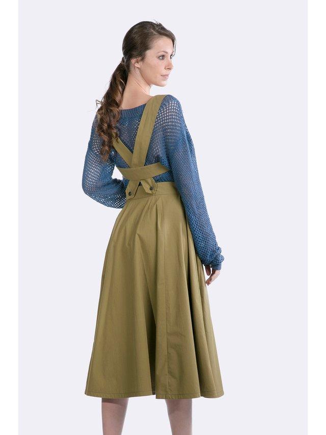 HB by Hanna Baranava Green Cross Dress