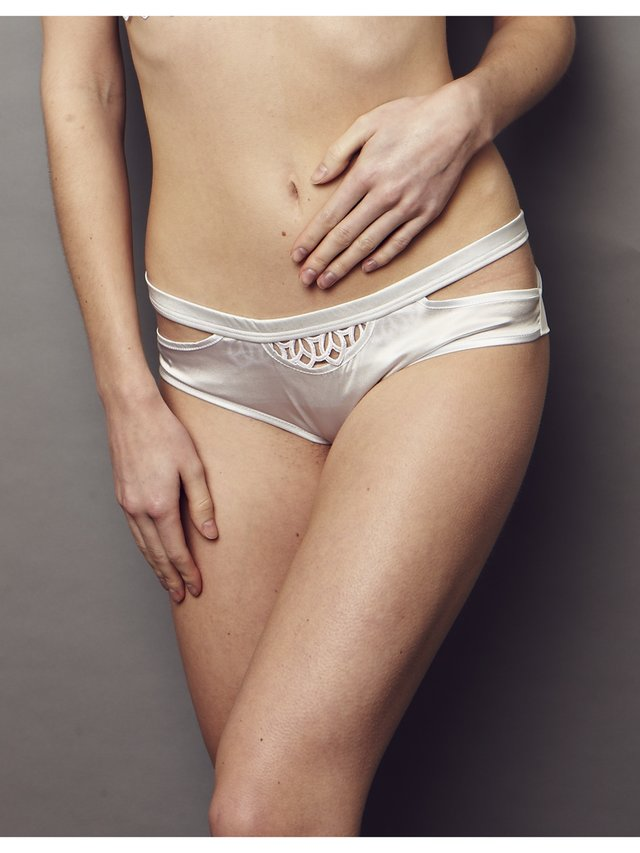 NightProwl Elysium Lace Brief Bridal