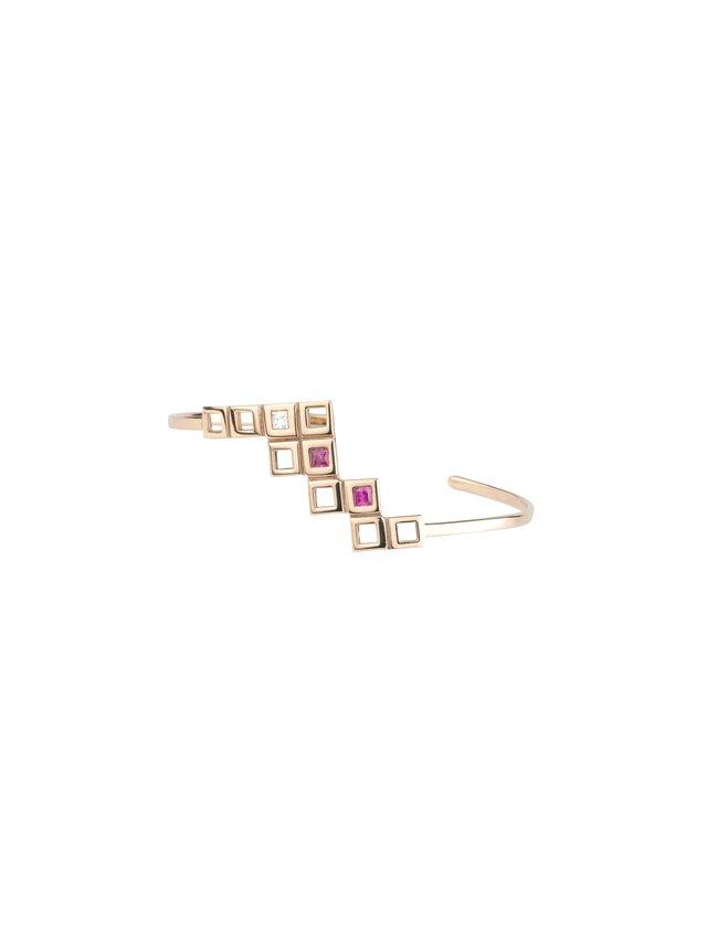 Afew Jewels Pyramid Bracelet