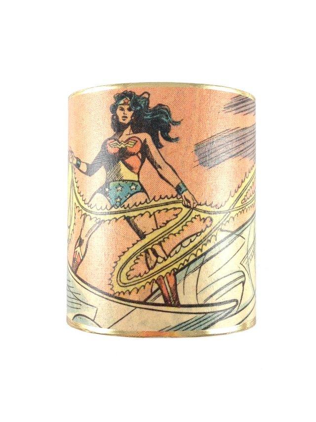 MizDragonfly Wonder Woman Cuff Reign