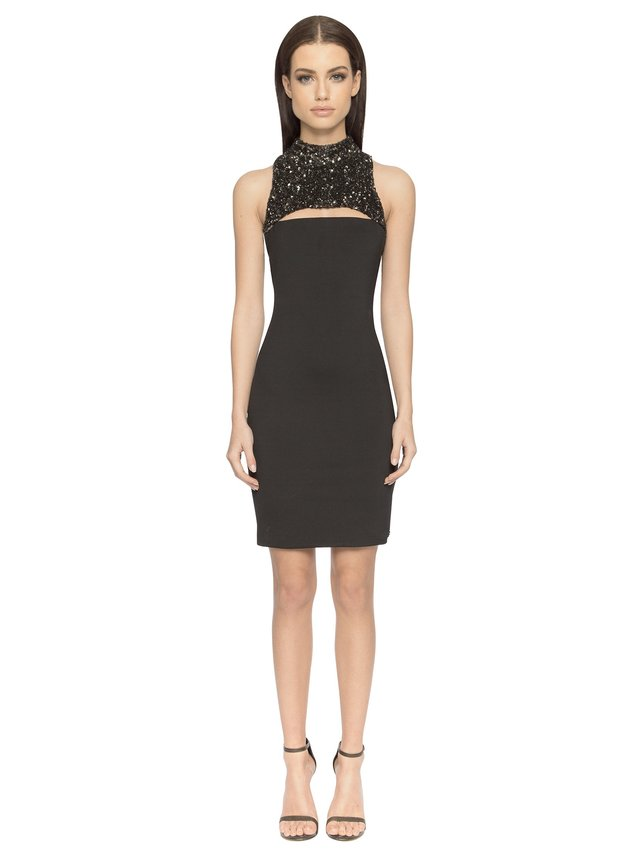 Aloura London Madison Dress - Black