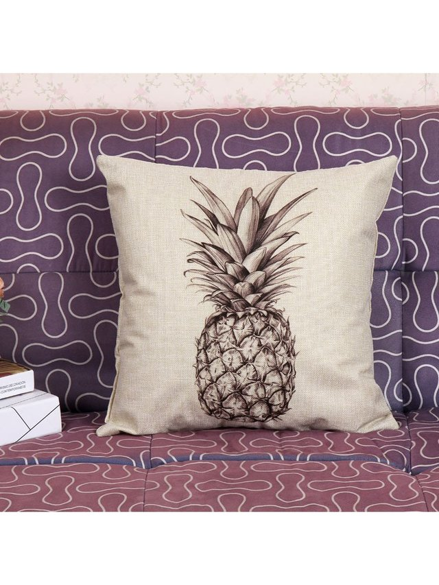 Arcade Attire Pineapple Tropics Cushion Cover