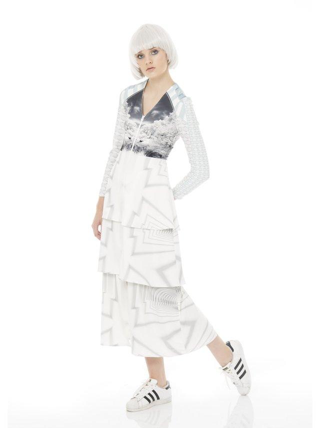 Ece Ozalp Long Dress