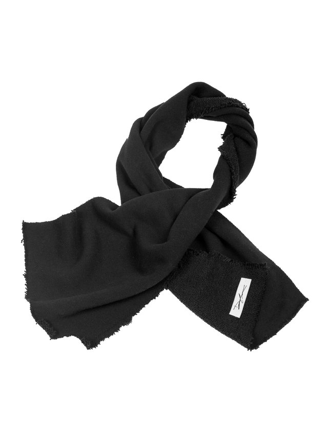 Devlyn van Loon Terry Scarf - Black