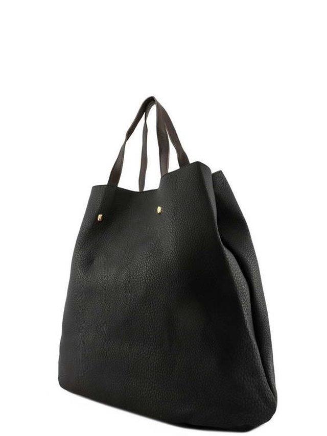Arcade Attire Clinton Tote Bag - Black