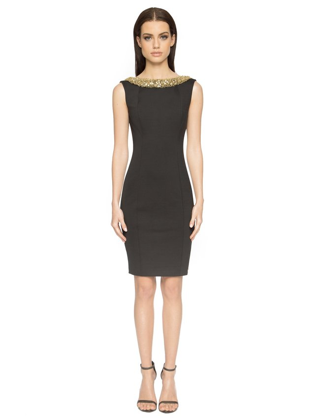 Aloura London Chelsea Dress - Black