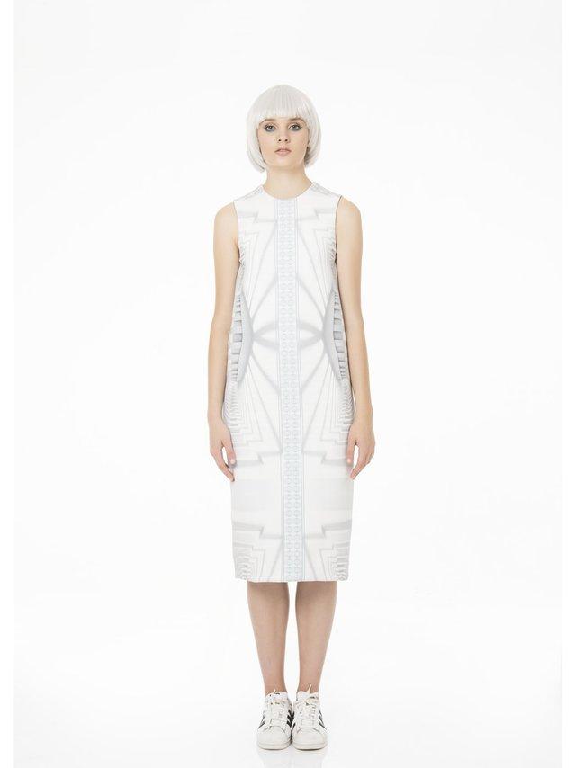 Ece Ozalp Quarter Dress