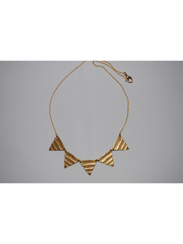 Kemi Designs Queen of the Nile Necklace