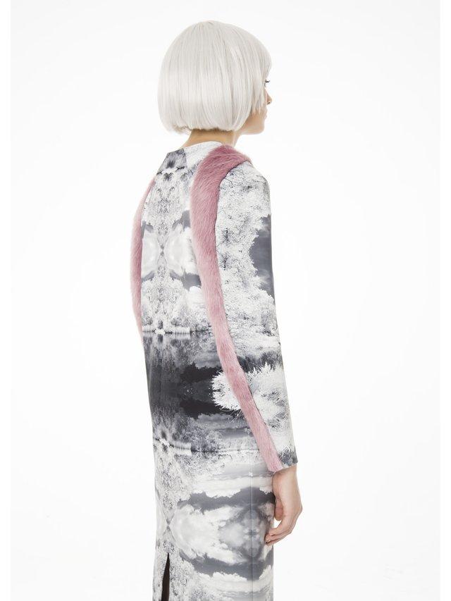Ece Ozalp Sweat Dress