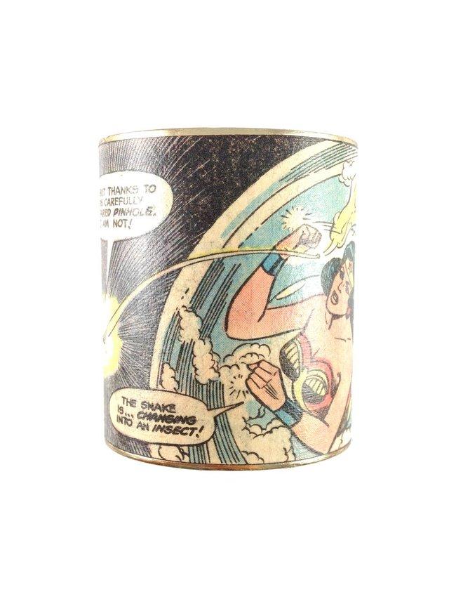 MizDragonfly Wonder Woman Cuff Snake