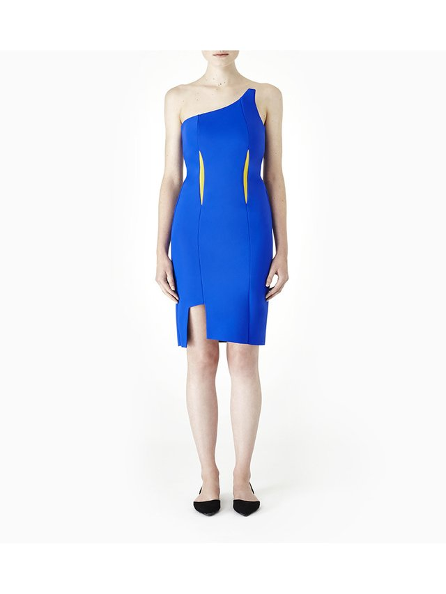 Sarah Bond Electric Blue Dress