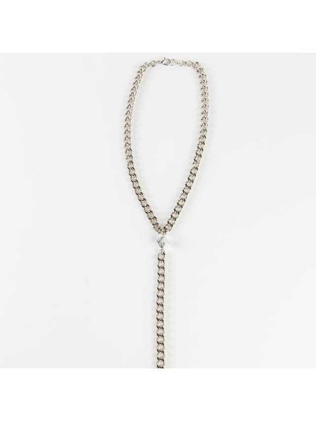 Monoxide Style Pleiades Y Necklace