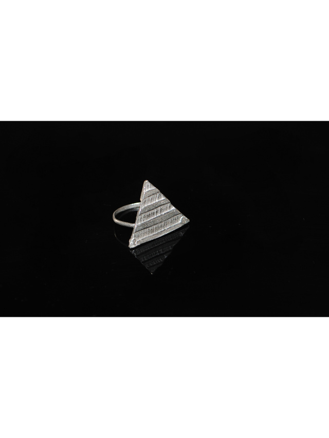 Kemi Designs Pyramid Scheme Ring