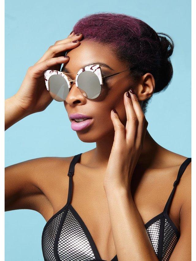 COCONAUTICAL Hello Kitty - Mirrored Sunglasses