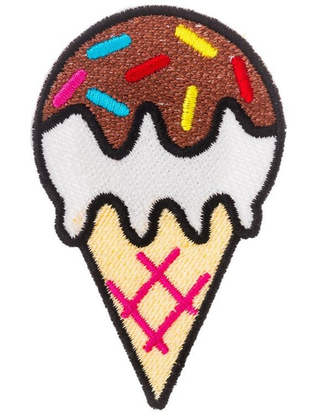 Arcade Attire Ice Cream Cone Pin