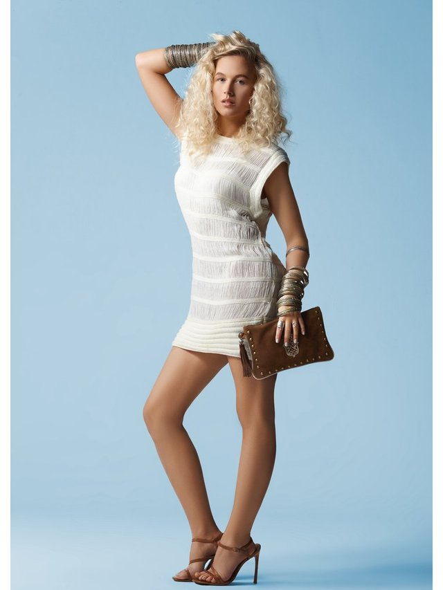 COCONAUTICAL Bernice - Knit Beach Dress