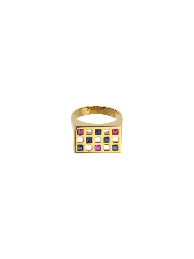 Afew Jewels Czech Ring