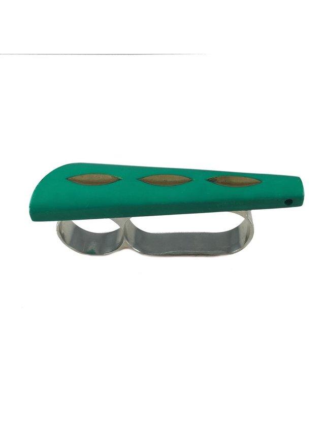 MizDragonfly La Boheme Ring Green