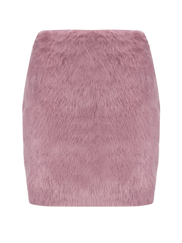 Ece Ozalp Fluffy Skirt