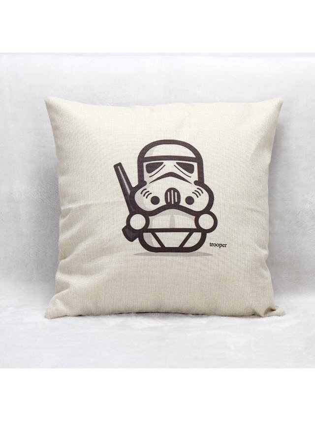 Arcade Attire Trooper Cushion Cover