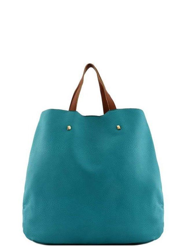 Arcade Attire Clinton Tote Bag - Turquoise