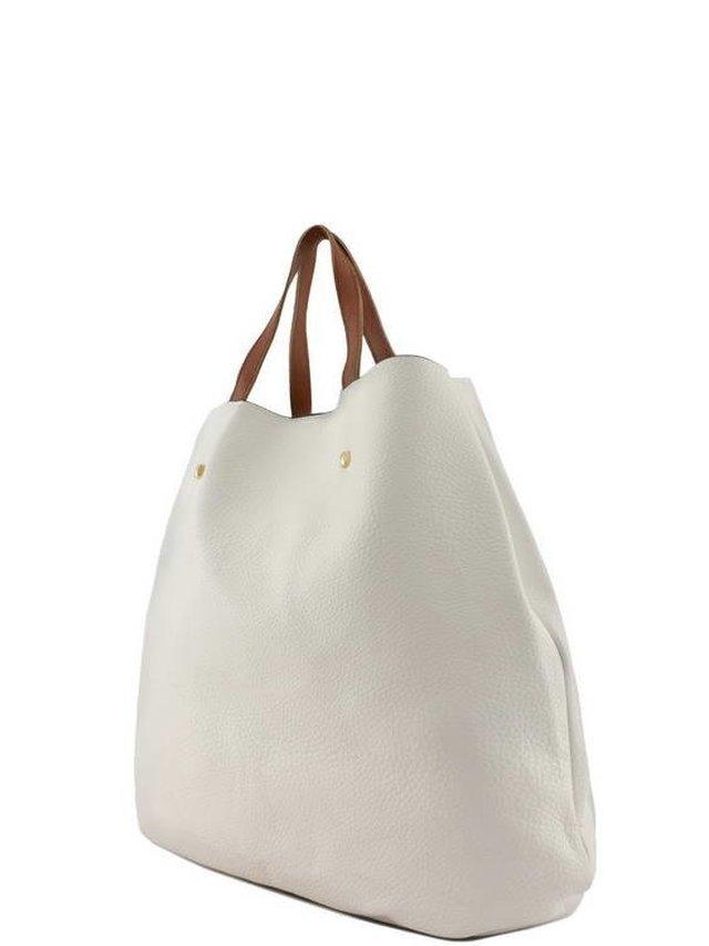 Arcade Attire Clinton Tote Bag - White