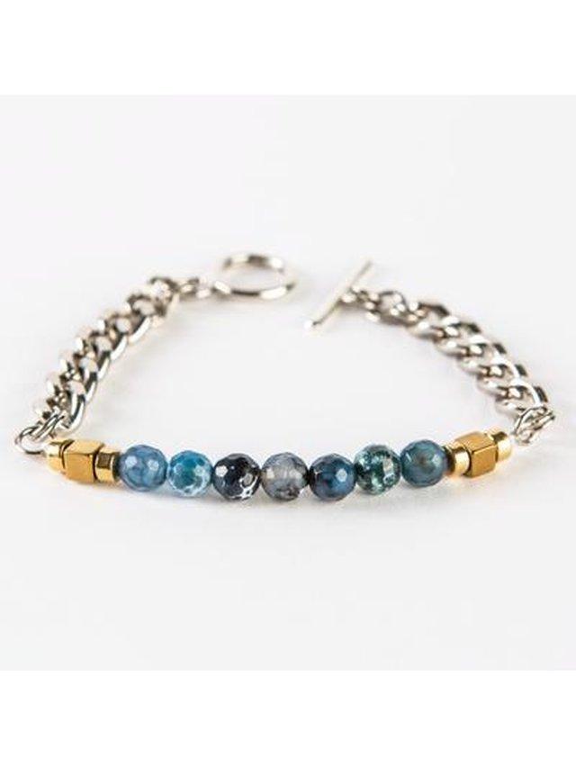 Monoxide Style Hebes Bracelet - Blue