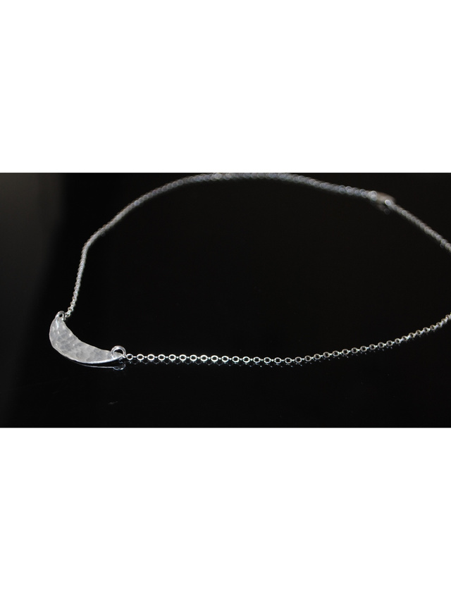 Kemi Designs MC Hammered Necklace