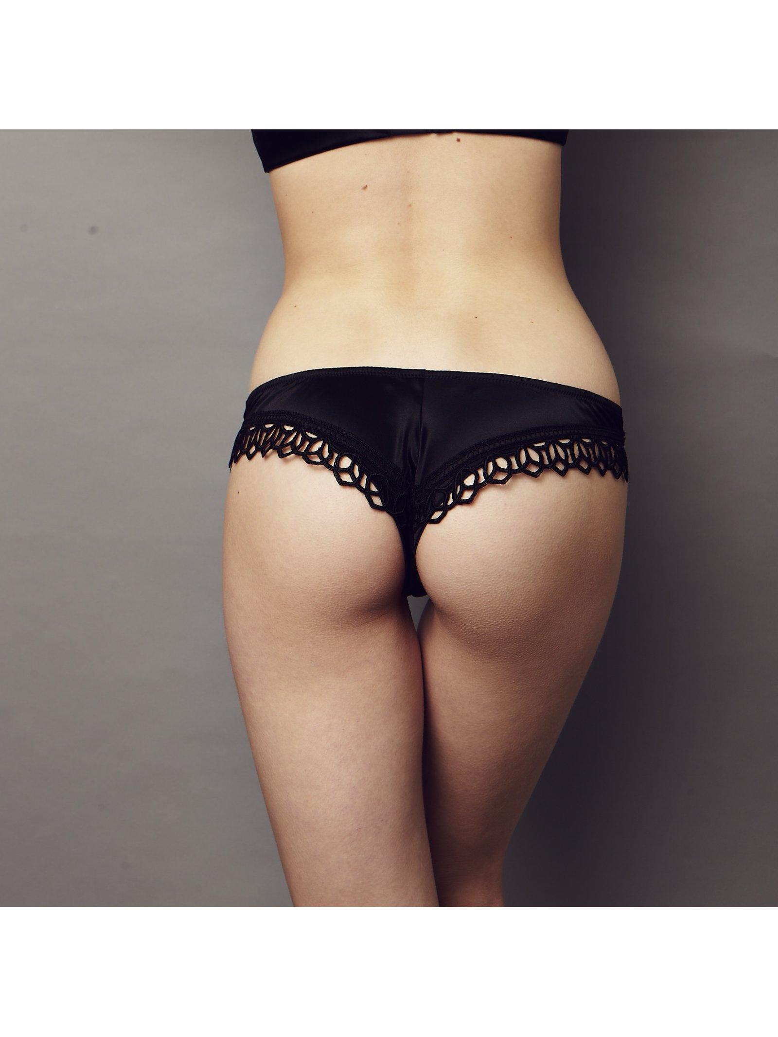 NightProwl Elysium Thong Lace Back