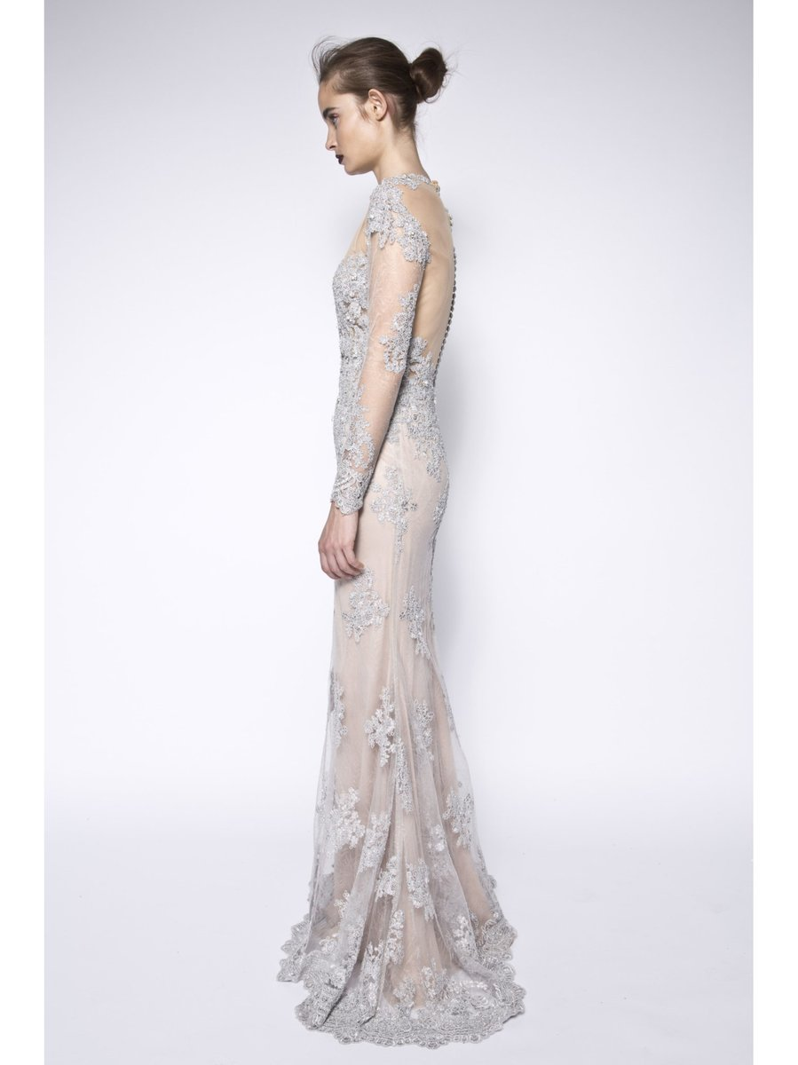 Narces Blair Gown