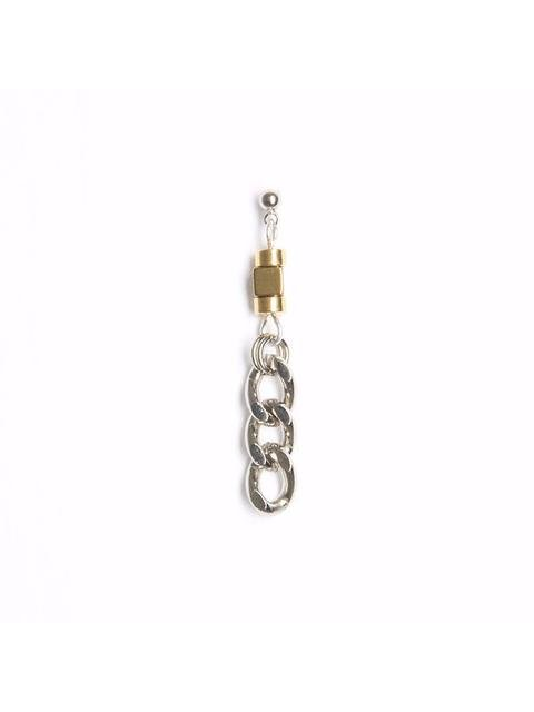 Monoxide Style Aurum Chain Earrings