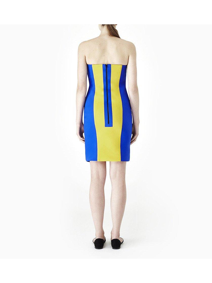 Sarah Bond Electric Blue Dress