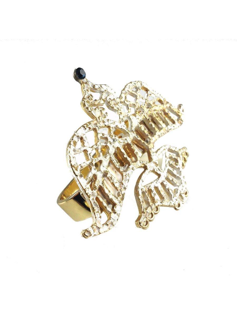 MizDragonfly Colombe Ring