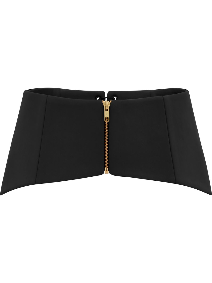 Sarah Bond Marci Corset Belt Black