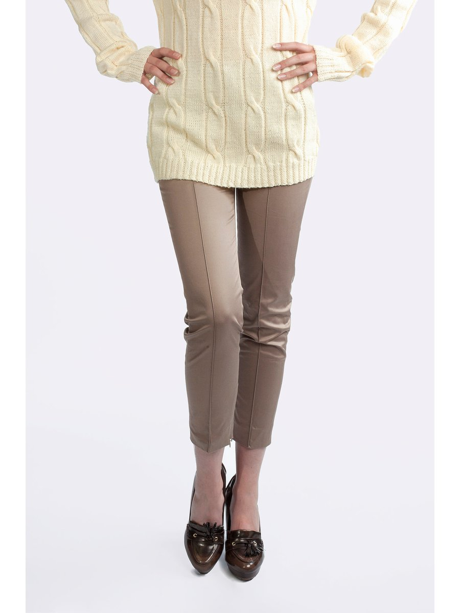 HB by Hanna Baranava Brown Pants