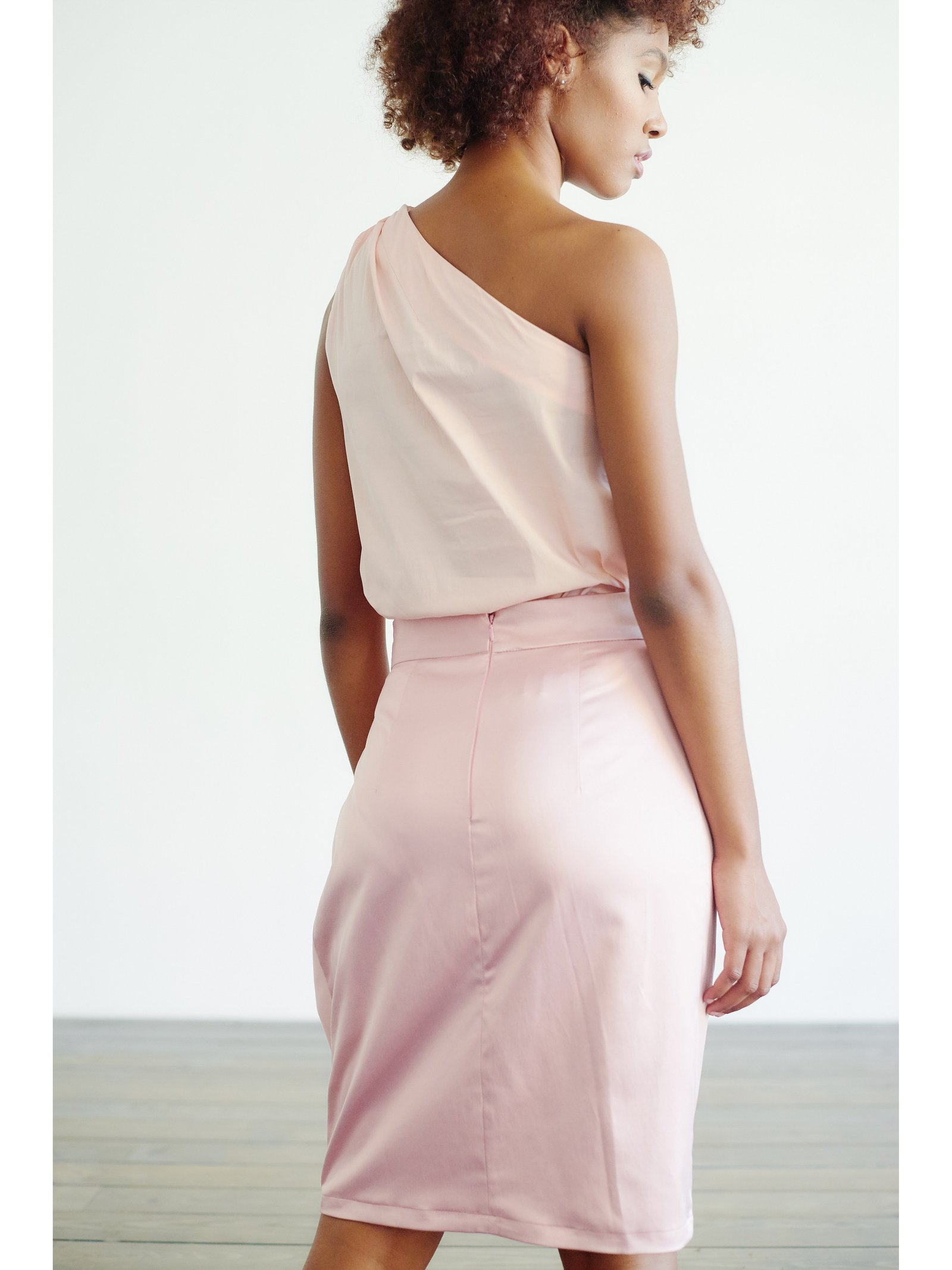 HB By Hanna Baranava Bow Skirt