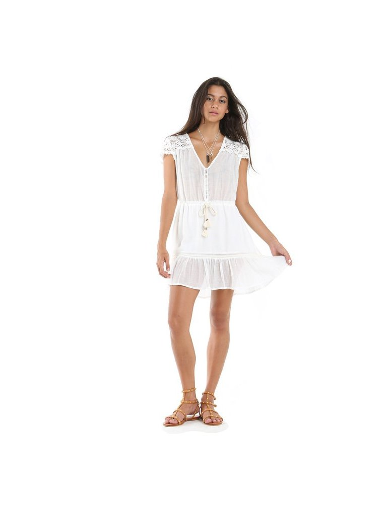 Tulle & Batiste Angel Play Dress