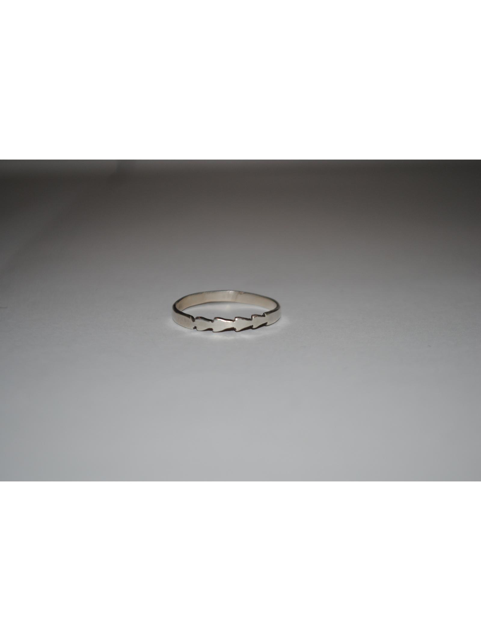 Kemi Designs The Tomahawk Ring