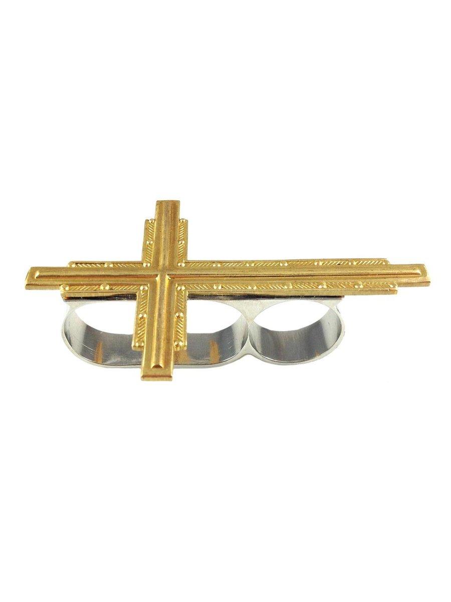 MizDragonfly Redemption knuckle ring