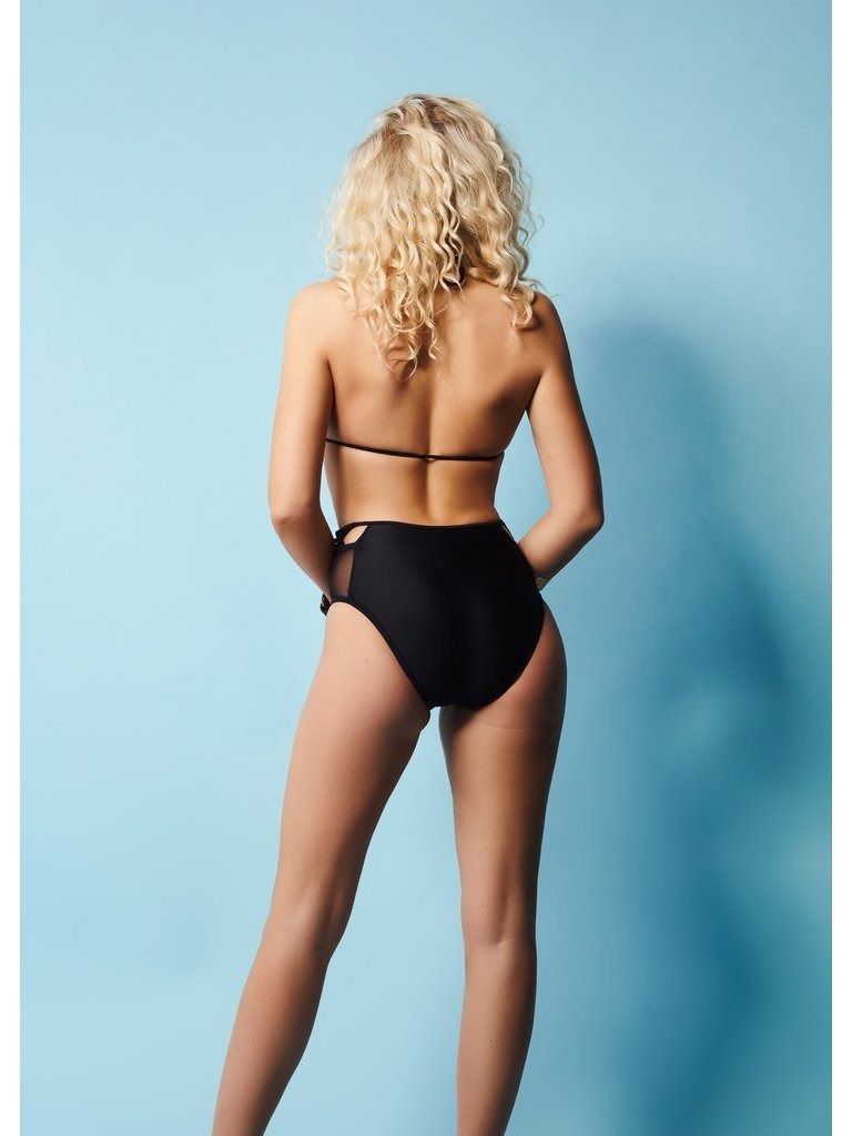 COCONAUTICAL Bethel - Strappy Cutout Swimsuit