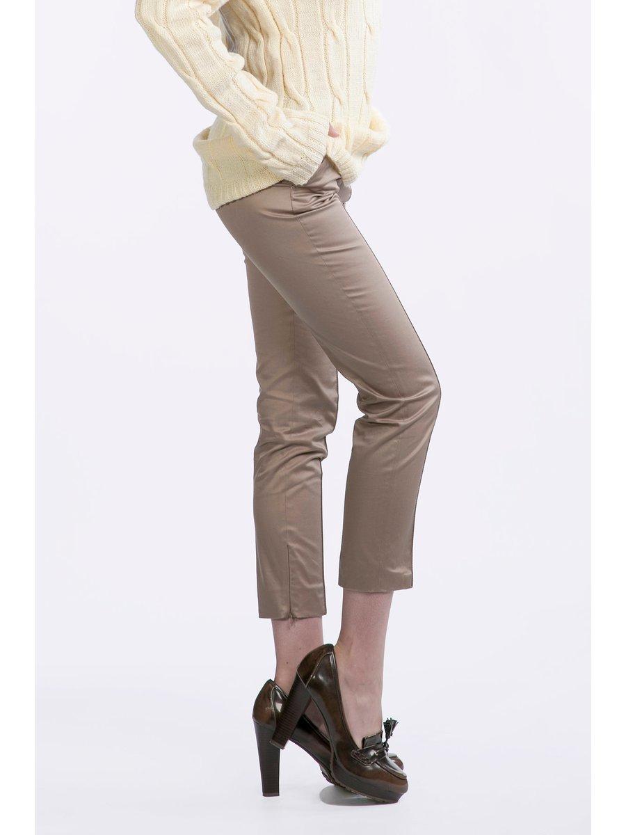 HB by Hanna Baranava Brown Pants