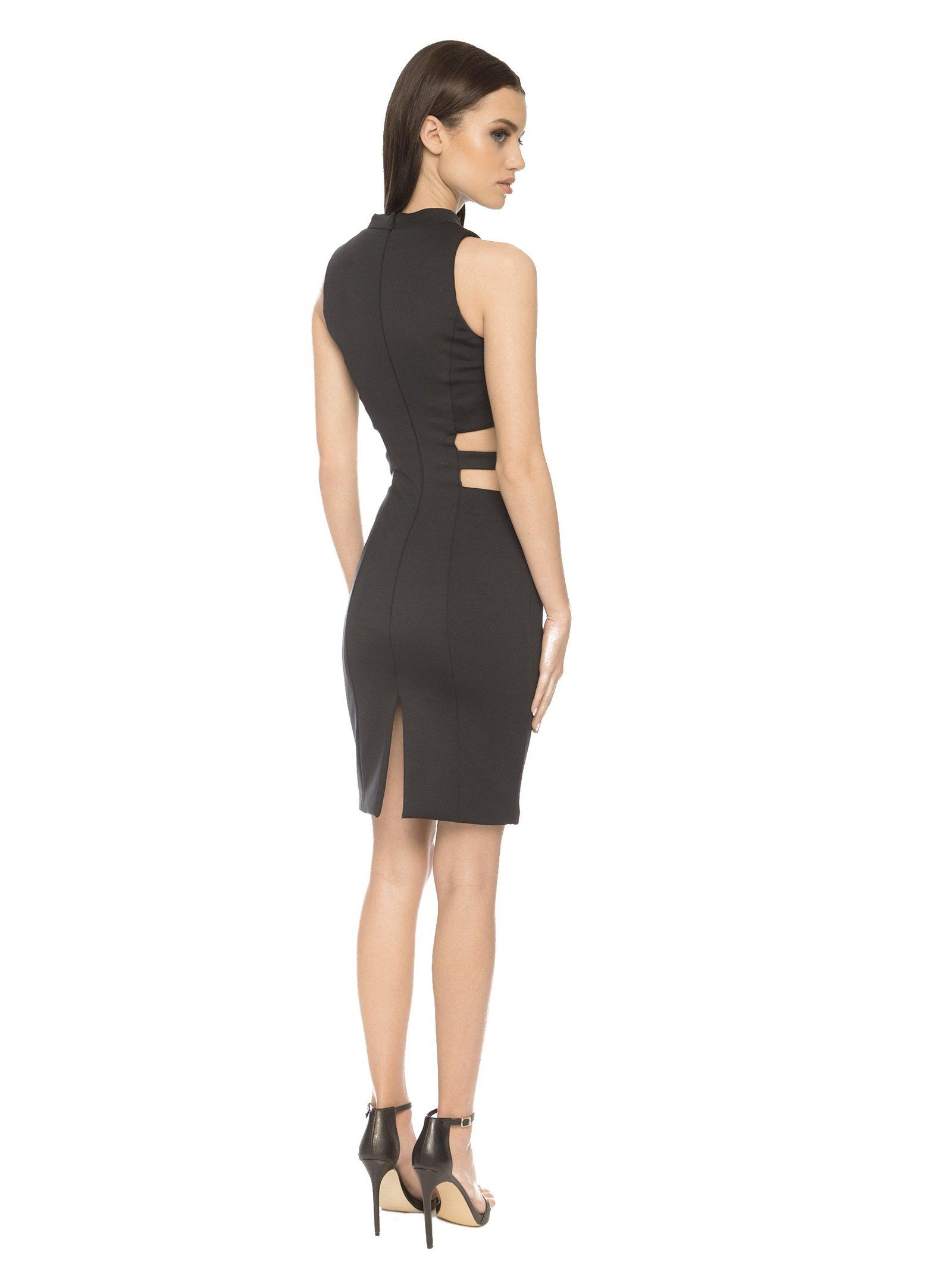 Aloura London Kendal Dress - Black