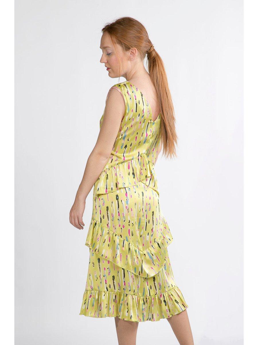 HB by Hanna Baranava Green Dress