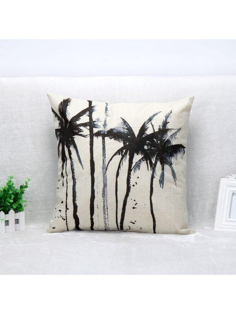 Arcade Attire Miami Night Cushion Cover