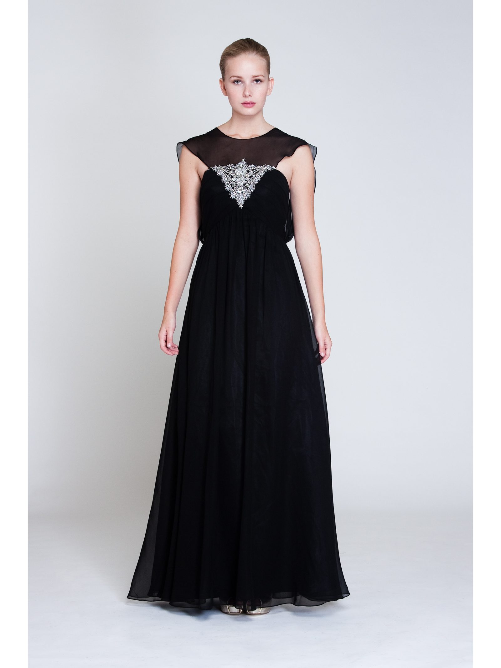 Narces Diana Gown