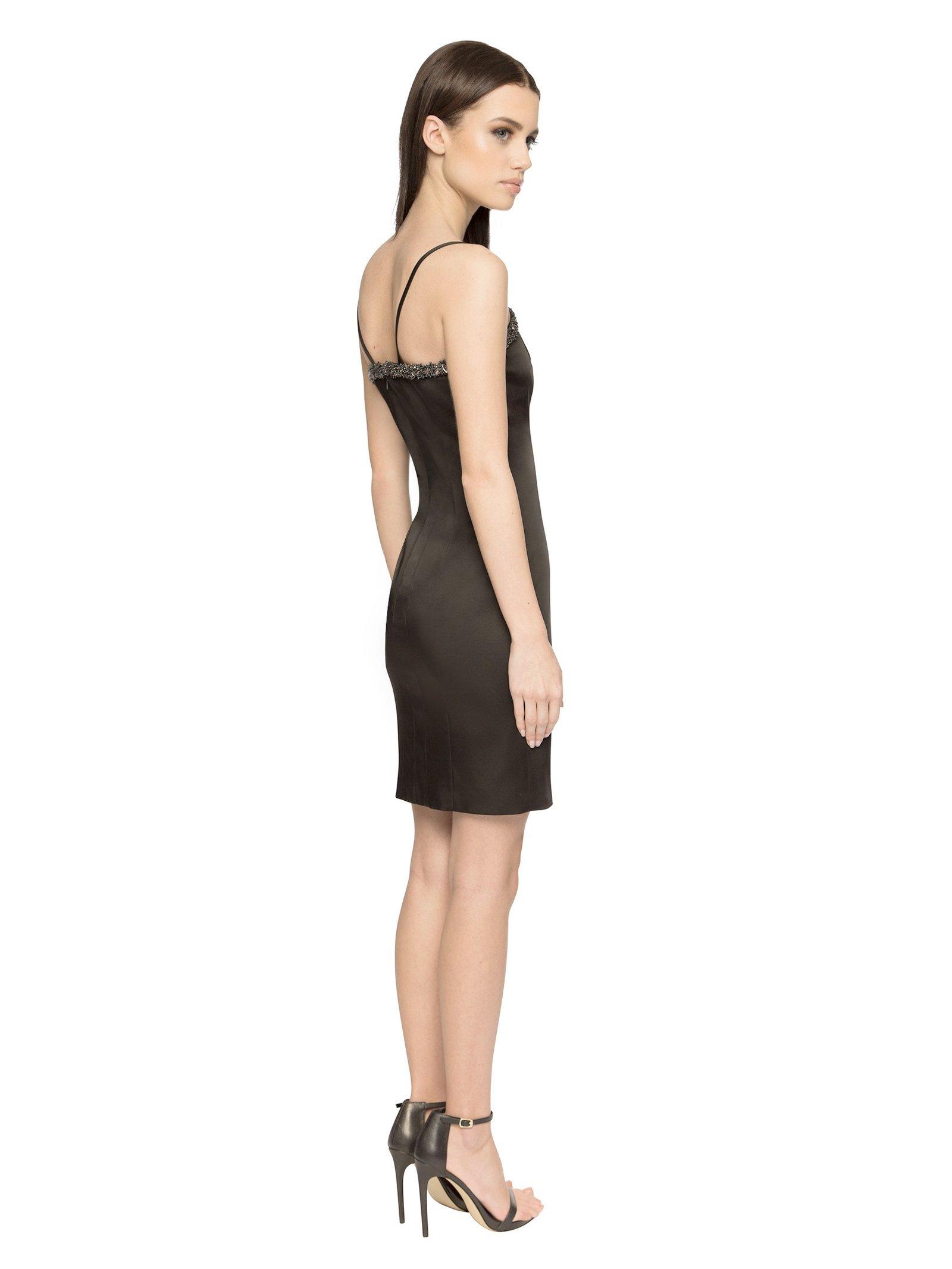 Aloura London Lillie Dress - Black