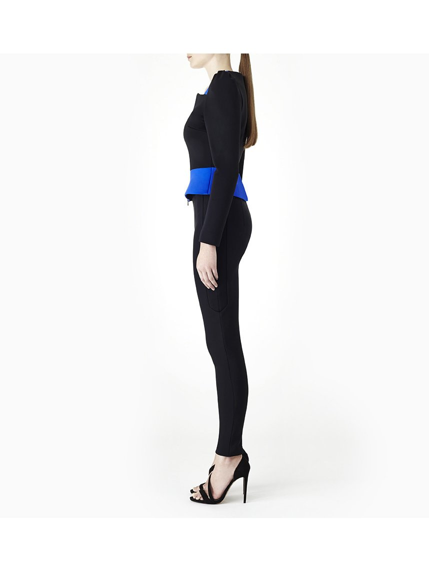 Sarah Bond Trail Blazer Jacket Blue Black