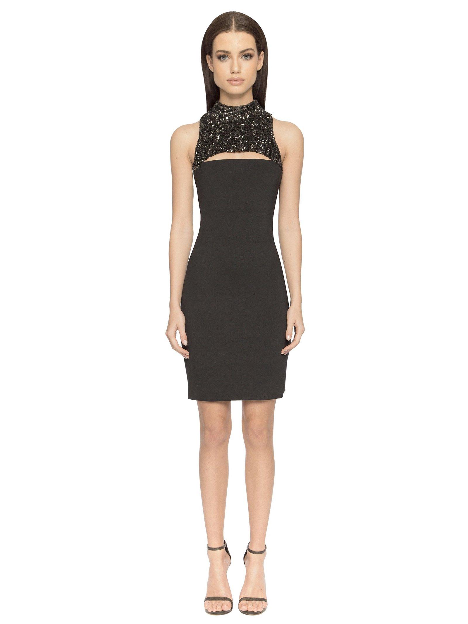 Aloura London Madison Dress - Black