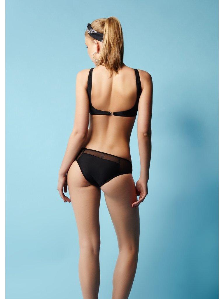 COCONAUTICAL Chloe - Mesh Halter Bikini